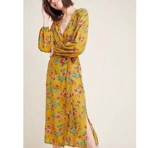 Faithful Le Figuaro Wrap Dress